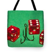 Dice Red Hook 1 A Tote Bag