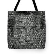 Dick Van Dyke Mosaic Tote Bag