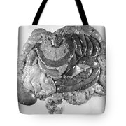 Digestive Organs Tote Bag by Omikron