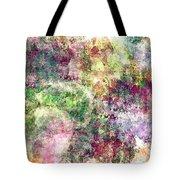 Digital Abstract Tote Bag