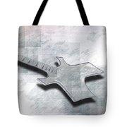 Digital-art E-guitar IIi Tote Bag by Melanie Viola