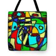 Digital Design 346 Tote Bag