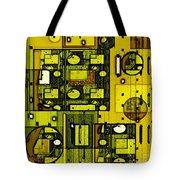 Digital Design 381 Tote Bag