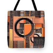 Digital Design 385 Tote Bag