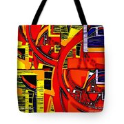 Digital Design 409 Tote Bag