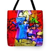 Digital Design 419 Tote Bag