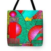 Digital Design 431 Tote Bag