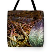 Digital Fall Tote Bag