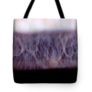 Digital Inversion Of Human Eye Tote Bag