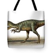 Dilophosaurus Wetherilli, A Prehistoric Tote Bag