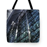 Dimensions Tote Bag by Yhun Suarez