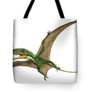 Dimorphodon Macronyx, A Prehistoric Era Tote Bag