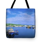 Dingle Town & Harbour, Co Kerry, Ireland Tote Bag