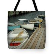 Dingys Tote Bag