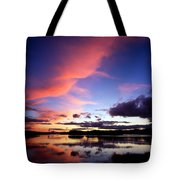 Dinish Island, Near Kenmare, Ring Of Tote Bag