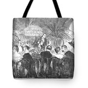 Dinner Party, 1885 Tote Bag