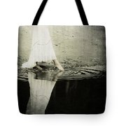 Dipping The Foot Tote Bag