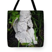 Dirty Little Angel Tote Bag