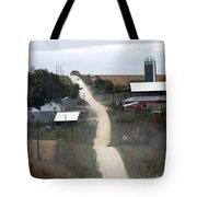 Dirty Road Tote Bag