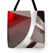 Discordant Tote Bag by ME Kozdron