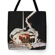 Discovery Spacewalk Tote Bag