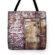 Dismal At Best - Rusty And Crusty Tote Bag