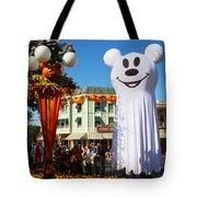 Disneyland Halloween 1 Tote Bag