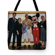 Disney's Festival Of The Masters Tote Bag