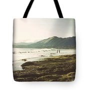 Distant Conversations Tote Bag by Cindy Garber Iverson
