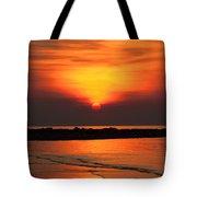 Distant Sun Tote Bag