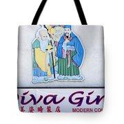 Diva Girl Tote Bag