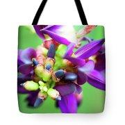 Divine Purple Tote Bag
