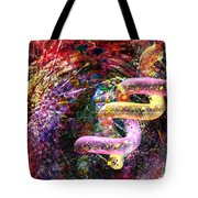 Dna Dreaming 4 Tote Bag