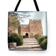 Do-00483 Byblos Citadel Tote Bag