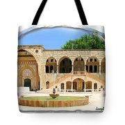 Do-00522 Emir Bechir Palace Tote Bag