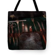Doctor - Civil War Instruments Tote Bag