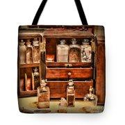 Doctor - The Medicine Cabinet Tote Bag