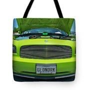 Dodge Charger Hemi  Tote Bag