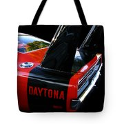 Dodge Daytona Fin 02 Tote Bag