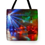 Dodgems Tote Bag