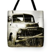Dodging The Wires  Tote Bag