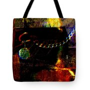 Dog Tags Tote Bag