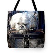 Doggie To Go Tote Bag