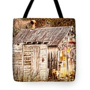 Dogs Back At The Cabin Tote Bag