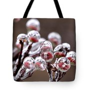 Dogwood Blooms - Sealed In Ice Tote Bag