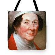 Dolley Madison Tote Bag