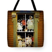 Dollhouse Gothic Tote Bag