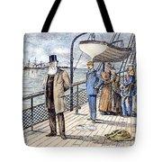 Dom Pedro II (1825-1891) Tote Bag
