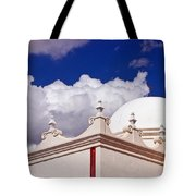 Dome Of The Mission San Xavier Tote Bag
