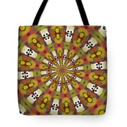 Dominoes Tote Bag